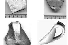 Рис. 20. р. Сев. Сосновка. Золотоордынская керамика XIII-XIV вв.