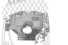 Рис. 2. Царёвщинский мавзолей. План