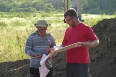 2. Составление плана археологического объекта
