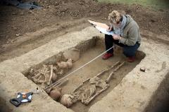 4. Чертежные работы на археологическом раскопе