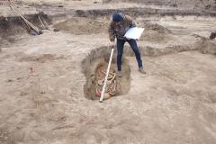 5. Чертёжные работы на археологическом объекте