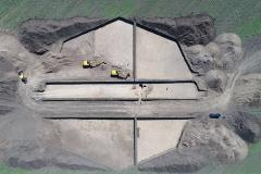 3. Раскопки кургана у села Примаки