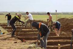 Раскопки поселений эпохи бронзы. Фото 3.