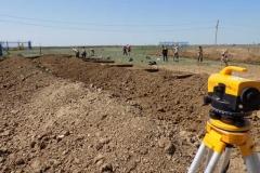 Раскопки поселений эпохи бронзы. Фото 2.
