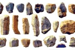 Каменные-орудия