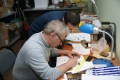 Научная обработка археологических материалов