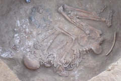 Срубное-погребение