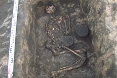 Погребение эпохи бронзы