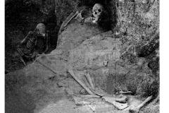 Рис. 6. Задоно-Авиловский-могильник. Погребения 2-3-5-6.-Вид-с-северо-востока