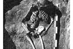 Рис 8. Задоно-Авиловский могильник Погребение 5.-Вид-с-востока