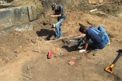 Исследования участка № 6 Самарского могильника.