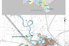 Рис. 1. Поселение Орошаемое в Александрово-Гайском районе Саратовской области
