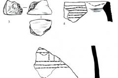 Рис. 10. Орошаемое. Раскоп 2. Керамика