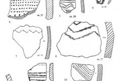 Рис. 34. Раскоп Алгай 1. Находки из слоя 26