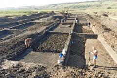 Вид-на-поселение-Малая-Сопка-в-процессе-раскопок