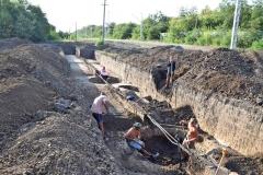 Раскопки-поселения-Первомайское
