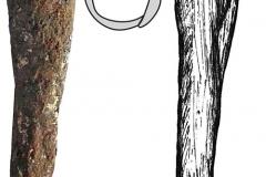 Втульчатый-железный-наконечник