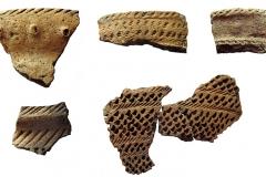 Фрагменты-орнаментированных-лепных-сосудов