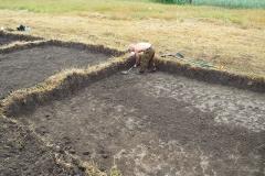 6. Зачистка раскопа после снятия каждого пласта