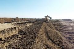 Раскопки поселения