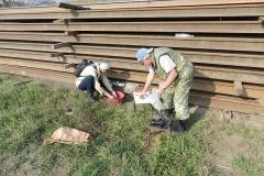 9. Первичная обработка археологического материала