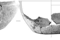 Рис. 14. Чан УВ06 Р2 160-180 01. Красножгущая глина (Увек, 2006 г.)