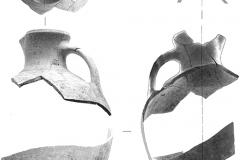 Рис. 15. Крупный гончарный сосуд УВ06 Р2 100-120 01 (Увек, 2006 г.)