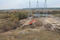 Спасательные археологические раскопки на месте строительной площадки