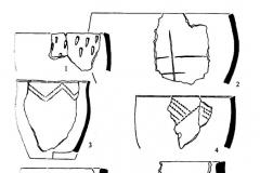 Рис. 3. Керамика срубной культуры.