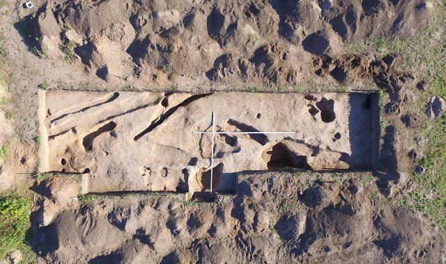 археологический раскоп