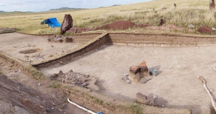 раскопки в Оренбурге