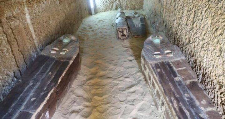 Кладбище в Гизе
