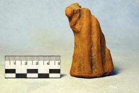 Фрагмент статуэтки-протомы